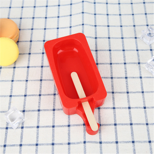 Silicone Ice Cube Trays without Lids