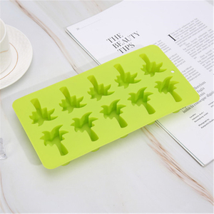 Silicone Coconut Fruit Cake Mold